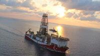Yavuz sondaj gemisi Karadeniz'e açılacak