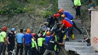 Bozkurt'ta çöken 8 katlı Ölçer Apartmanı'ndan acı haber: İki vatandaşın cansız bedeni çıkarıldı