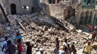 Haiti'de büyük yıkım: Deprem 724 can aldı