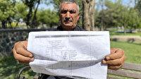 Firar ettiği askerlikten dolayı 'Vatansız' belgesi verildi