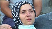 Bozkurt'ta ağır hasar alan Fatih Apartmanı'nın yıkımını gözyaşları içinde izledi