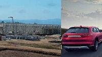 Yerli otomobil TOGG'un Gemlik tesisi hız kesmeden yükseliyor