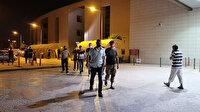 Kaçak yollarla ülkeye giren beş mülteci takside yakalandı