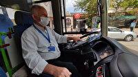 """Yolcular onun yolunu gözlüyor:  Herkes onu """"Hoş geldin şoför"""" olarak tanıyor"""