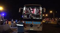 Karantinayı delip yola çıktılar: Kimi otobüste kimi de aracında yakalandı
