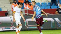Trabzonspor'un yeni transferi Cornelius ilk golünü Roma'ya attı