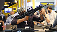 Altı yerli silah ilk kez görücüye çıktı