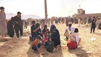 Havaalanında trajedi: Taliban ile ABD arasında sıkıştılar