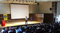 DBB'den Silvan El-Cezeri Akademi Lise öğrencilerine oryantasyon eğitimi