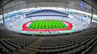 Galatasaray'ın maçı Olimpiyat Stadyumu'nda