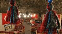 Dışarısı 40 mağara 15 derece: Kavurucu sıcaklıkta kentin uğrak mekanı