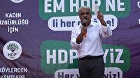 Terörist başı Öcalan'a 'özgürlük' isteyen HDP'li Sancar: Bu tecride karşı ittifak kuracağız