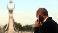 Cumhurbaşkanı Erdoğan Irak Başbakanı ile telefonda görüştü