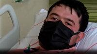 Bakan Koca koronavirüs hastasını paylaştı: Aşı olan da koronavirüse yakalanıyor diyenlere uydum