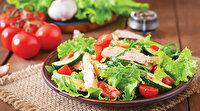 Salatanız nasıl ana öğün olur?