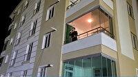 Solist korona olunca televizyon yayınını balkonundan yaptı