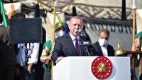 Erdoğan'dan Malazgirt Zaferi'nin 950'nci yılında Ahlat'tan mesaj: Kaybedecek zamanımız yok