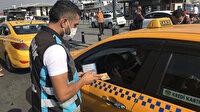 Ceza yiyen taksi sürücüsü: Kesinlikle hak ediyoruz