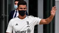 Cristiano Ronaldo takım arkadaşlarıyla vedalaştı