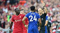 Liverpool-Chelsea maçında inanılmaz pozisyon: Ortalık karıştı