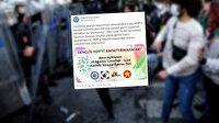 Boğaziçi provokatörlerinden HDP için eylem çağrısı