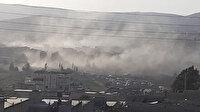 Terör örgütü PKK'dan Afrin'e hain saldırı: Yine çocuklar yaralandı