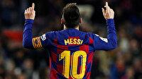 Messi'nin 10 numaralı forması yeni sahibini buldu