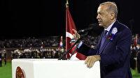 Cumhurbaşkanı Erdoğan: Terör örgütünü kıpırdayamaz hale getirdik