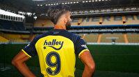 Fenerbahçe'de 9 numaralı formanın yeni sahibi belli oldu