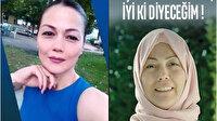 İYİ Parti kadın oyuncuya başörtü taktırıp afişlerinde kullandı