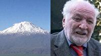 Nuh'un Gemisi'ni arayan İtalyan araştırmacı Ağrı Dağı'nın karşısına gömüldü
