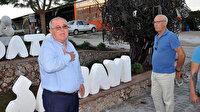 CHP'li başkanın hayal kırıklığı: Heykel açılışına kimse gitmeyince töreni erteledi