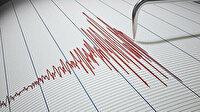 Muğla Datça'da 4.1 büyüklüğünde deprem