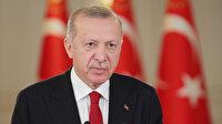Cumhurbaşkanı Erdoğan Musevi vatandaşların Roş Aşana Bayramı'nı kutladı
