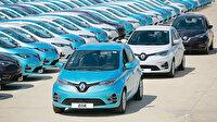 400 Renault Zoe TikTak filosunda