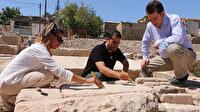 Perre Antik Kenti'nde 100 gündür süren kazılarda bulundu