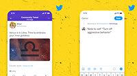 Twitter gruplara ayrılmış alanları Topluluklar özelliğiyle kullanıma sunuyor