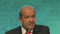 KKTC Cumhurbaşkanı Tatar: Arkamızda güçlü bir Türkiye Cumhuriyeti var