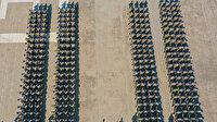 Foça'da yemin eden jandarma komandolar göreve hazır: Terörün kökünü kazıyacaklar