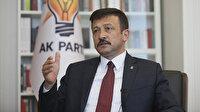 AK Parti'den Edremit'teki törene tepki: Başörtüsüne 'bir metrekarelik bez parçası' diyenler şaşırtmadı