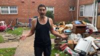 Kasırganın vurduğu ABD'de afetzedelere yemek bile verilmedi: Bir hafta geçti hala yardım yok
