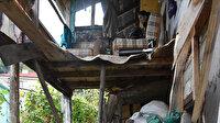 Bartın'da cenaze evinde balkon çöktü: 13 yaralı