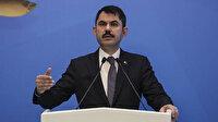 Çevre ve Şehircilik Bakanı Kurum: Kastamonu, Sinop ve Bartın'da 952 konut ve 170 köy evinin yapımına başlanmış durumda