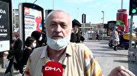 İstanbul'da tramvay arızasına vatandaştan tepki: Büyük olduğu için arkadan itemiyoruz