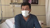 Virüsü önemsemeyen Kovid-19 hastası: Yalvarıyorum herkes aşısını vurulsun