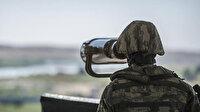 Suriye sınırından Mardin'e girmeye çalışan 6 kişi yakalandı