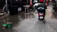 Eskişehir'de sağanak yağmur