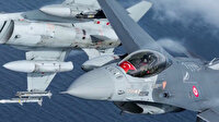 Polonya semalarında uçan Türk F-16'ları yurda döndü