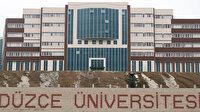 Düzce Üniversitesi öğretim elemanı alım ilanı