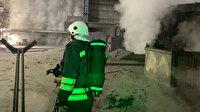 Bartın'da demir çelik fabrikasında patlama: 5 işçi yaralandı